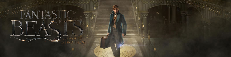 The Beasts in Fantastic Beasts and Where to Find Them